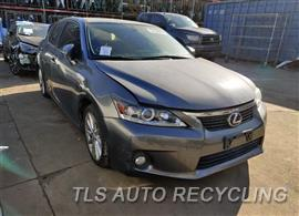 Used Lexus CT 200H Parts