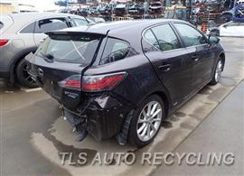 2013 Lexus CT 200H Car for Parts
