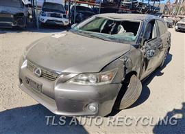 2013 Lexus CT 200H Parts Stock# 10530O