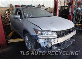 2014 Lexus CT 200H Car for Parts
