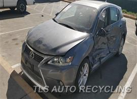 Parting Out Stock# 00110O 2014 Lexus Ct200h