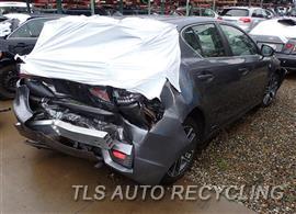 2015 Lexus CT 200H Car for Parts