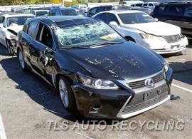 Used Lexus CT 200H Parts