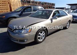 2000 Lexus ES 300 Parts Stock# 5193YL