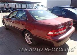 2000 Lexus ES 300 Parts Stock# 6125GY