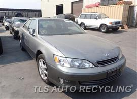 2000 Lexus ES 300 Parts Stock# 8408BL