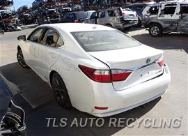 2013 Lexus ES300H Parts Stock# 7295GR