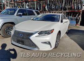 Used Lexus ES300H Parts