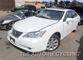 Parting Out Stock# 8274GY 2009 Lexus Es350