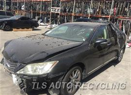 Parting Out Stock# 9501YL 2010 Lexus Es350