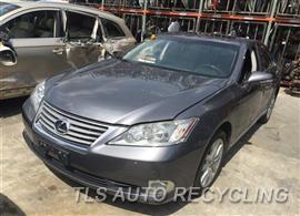 Parting Out Stock# 9325BL 2012 Lexus Es350