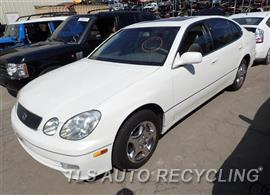 Parting Out Stock# 7375BR 1999 Lexus Gs300