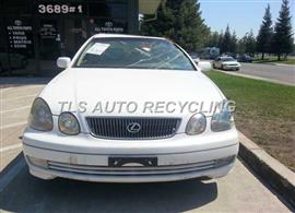 2000 Lexus GS 300 Parts Stock# 3084GY