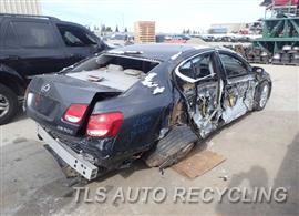 2006 Lexus GS 300 Parts Stock# 6038OR