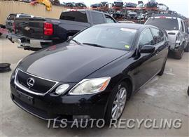 Parting Out Stock# 7046RD 2006 Lexus Gs300