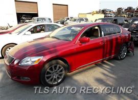 Parting Out Stock# 7369YL 2006 Lexus Gs300