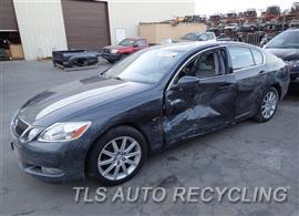 Parting Out Stock# 7456BR 2006 Lexus Gs300