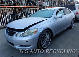 Parting Out Stock# 7573BR 2006 Lexus Gs300