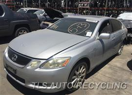 Parting Out Stock# 9379BL 2006 Lexus Gs300