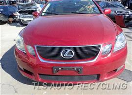 2007 Lexus GS 350 Parts Stock# 7126BK