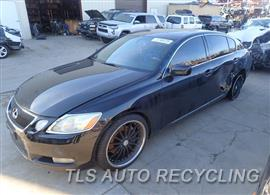 Parting Out Stock# 8088OR 2007 Lexus Gs350