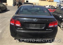 2007 Lexus GS 350 Parts Stock# 9514BL