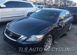 2008 Lexus GS 350 Car for Parts
