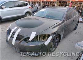 2010 Lexus GS 350 Parts Stock# 10735R