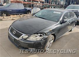 Used Lexus GS 350 Parts