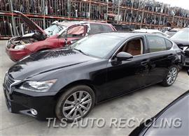 Parting Out Stock# 7414YL 2013 Lexus Gs350