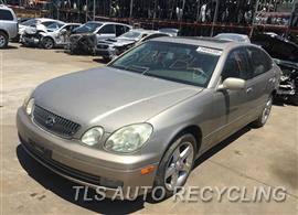 Parting Out Stock# 9352BL 2001 Lexus Gs430