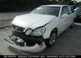 2001 Lexus GS 430 Car for Parts