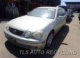 Parting Out Stock# 7260PR 2002 Lexus Gs430