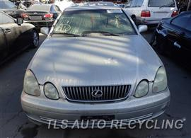 Parting Out Stock# 8530YL 2002 Lexus Gs430