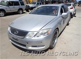 Parting Out Stock# 7200BL 2006 Lexus Gs430