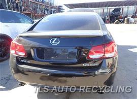 2006 Lexus GS 430 Parts Stock# 8381BL