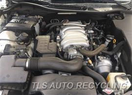 2006 Lexus GS 430 Parts Stock# 8672GR