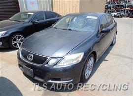 Parting Out Stock# 7302GY 2007 Lexus Gs450h