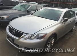 Parting Out Stock# 9317GY 2008 Lexus Gs450h