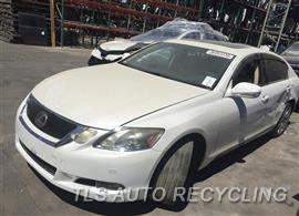 Used Lexus GS 450h Parts