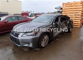 2013 Lexus GS 450h Car for Parts