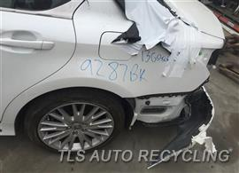2013 Lexus GS 450h Parts Stock# 9287BK