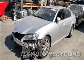 Parting Out Stock# 00103O 2013 Lexus Gs450h