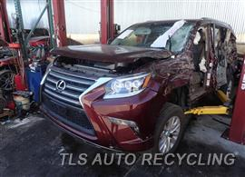 Parting Out Stock# 7206PR 2014 Lexus Gx460