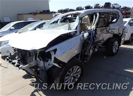 Parting Out Stock# 7354RD 2015 Lexus Gx460