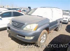 Parting Out Stock# 00412P 2005 Lexus Gx470