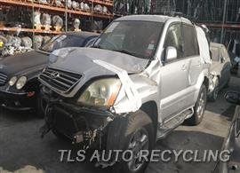 Parting Out Stock# 9738RD 2007 Lexus Gx470