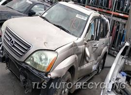 Parting Out Stock# 00104P 2009 Lexus Gx470
