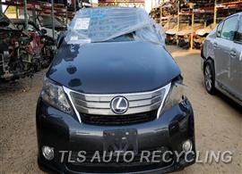 Used Lexus HS 250H Parts