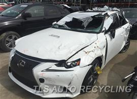 Parting Out Stock# 9207RD 2016 Lexus Is200t